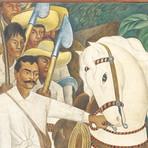 Internacional - Emiliano Zapata cumpriu a promessa que fez ao pai