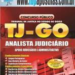 Empregos - Apostila TJ-GO 2014 - Analista Judiciário - Apoio Judiciário e Administrativo[+DVD Grátis]