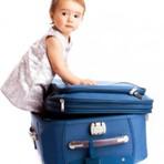 Dicas para viajar com um bebê