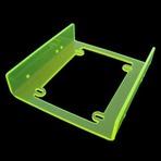 Adaptador Ssd Holder - Hd 3,5mm P/ Hd 2,5mm - Verde Uv
