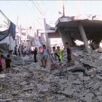 Israel e palestinos concordam em cessar-fogo de 72 horas