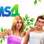 A rotina em The Sims 4.
