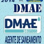 Apostila Concurso Dmae Porto Alegre RS Agente de Saneamento 2014