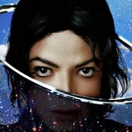 Celebridades - Michael Jackson Music video para estrear no Twitter, em Times Square