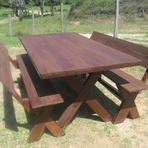 Outros - Mesa madeira rustica modelos