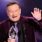 """Humor - Robin Williams Morreu """"mas ficará eternizado por nós"""""""