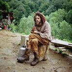Fotos de pessoas que trocaram a civilização pela natureza