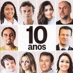 Fernanda Lima na revista O Globo