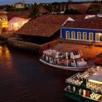 Turismo - Porto das Barcas em Parnaíba