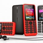 Nokia lança celular de baixo custo com bateria que dura até 1 mês