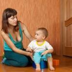 Mulher - Chegou o momento de seu filho sair da Fralda para o Troninho