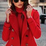 Casaco de veludo inverno 2013, lindos modelos
