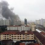 Urgente: Candidato a presidência Eduardo Campos morre em acidente de avião que caiu em São Paulo