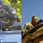 Ferguson ou Iraque? Fotos desmascarar a militarização da polícia dos EUA