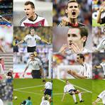 """Maior artilheiro das Copas, Klose se aposenta da Seleção Alemã: """"Tive momentos únicos"""""""