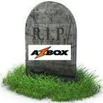 Azbox esta com seu servidor fora do ar a previsão é de 40 dias para se normalizar