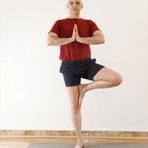 Yoga: Postura da árvore