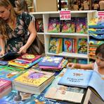Ilha Plaza promove Feira do Livro para incentivar a leitura