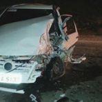 Motorista morre em acidente na BR 470