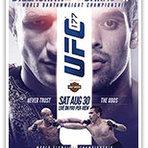 Outros - UFC 177 com um Brasileiro: T.J. Dillashaw X Renan Barão