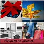 Promoções - Ganhe prêmios com promoções na internet