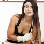 Celebridades - Treinamento Com Ana Paula Xavier.