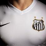 Futebol - Novos Uniformes Do Santos.
