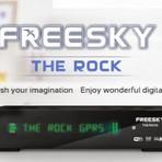 Atualização Freesky The Rock HD 17-08-2014 agosto 2014