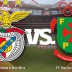 Futebol - Video Golos Benfica 2 vs 0 Paços de Ferreira - Campeonato