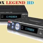 Internet - NOVA ATUALIZAÇÃO CINEBOX LEGEND HD 17/08/14