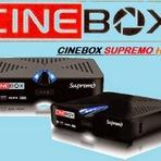 Internet - NOVA ATUALIZAÇÃO CINEBOX SUPREMO HD 17/08/14