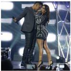 Cantor do Sorriso Maroto e Anitta protagonizam cena quente em gravação de DVD
