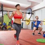 Mulher - Crossfit: a modalidade sensação nas academias