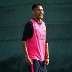 Futebol - Neymar é liberado para jogar e deve atuar pelo Torneio Joan Gamper