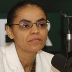 Pesquisa Datafolha mostra Marina Silva com 21% na frente de Aecio Neves com 20%