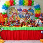 Como preparar uma festa infantil de qualidade gastando pouco