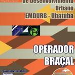 Apostila Processo seletivo Empresa Municipal de Desenvolvimento Urbano – EMDURB, Auxiliar de Escritório 2014