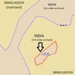Internacional - Enclaves e exclaves