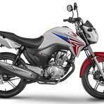 NOVIDADE: CG 150 Titan 2015 é a primeira moto do mundo com CBS
