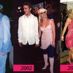 Antes e Depois – Justin Timberlake