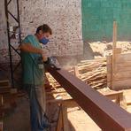 Armazém de madeira fortaleza, Cia da madeira