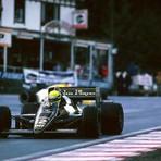 F1: Grande Prêmio da Bélgica de 1985
