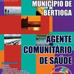 Apostila Prefeitura do Município de Bertioga  AGENTE COMUNITÁRIO DE SAÚDE