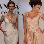 Vestidos De Festa Bordados, Os Modelos Mais Lindos E Na Moda!