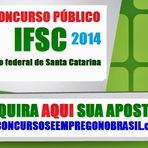 Concursos Públicos - Apostila Concurso IFSC 2014 - Instituto Federal de Santa Catarina