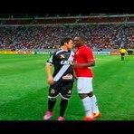 Vídeo: Kleber Gladiador, do Vasco, agride ex-jogador do Flamengo.