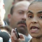 PSB anuncia Marina Silva e Beto Albuquerque à candidatura.