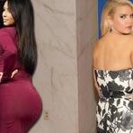 Jessica Simpson quer uma bunda como a da Kim Kardashian