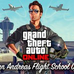 Jogos - GTA 5: novo DLC San Andreas Flight School traz aviões e desafios aéreos