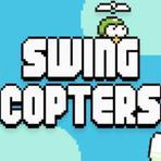Jogos - Conheça o Swing Copter, o sucessor do Flappy Bird!